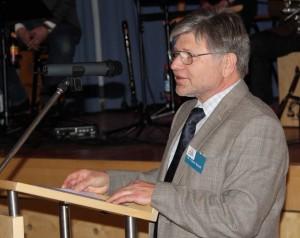 Stadtrat und Fraktionsvorsitzender Dr. Claus Reindl